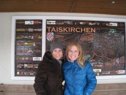Taiskirchen, Austria (my father's birth village)
