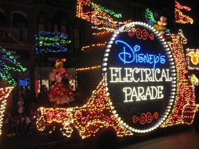 Main Street Electrical Parade - Magic Kingdom