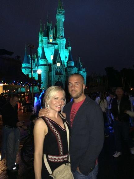 Magic Kingdom - Jen and Milos