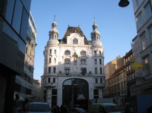 Inner City, Vienna
