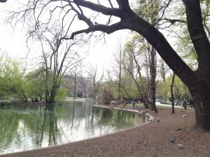 Stadtpark in Vienna