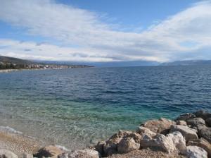Coastline of Croatia