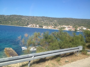 Pics taken from the bus of the island of Dugi Otok