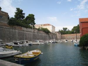 Old marina - Zadar