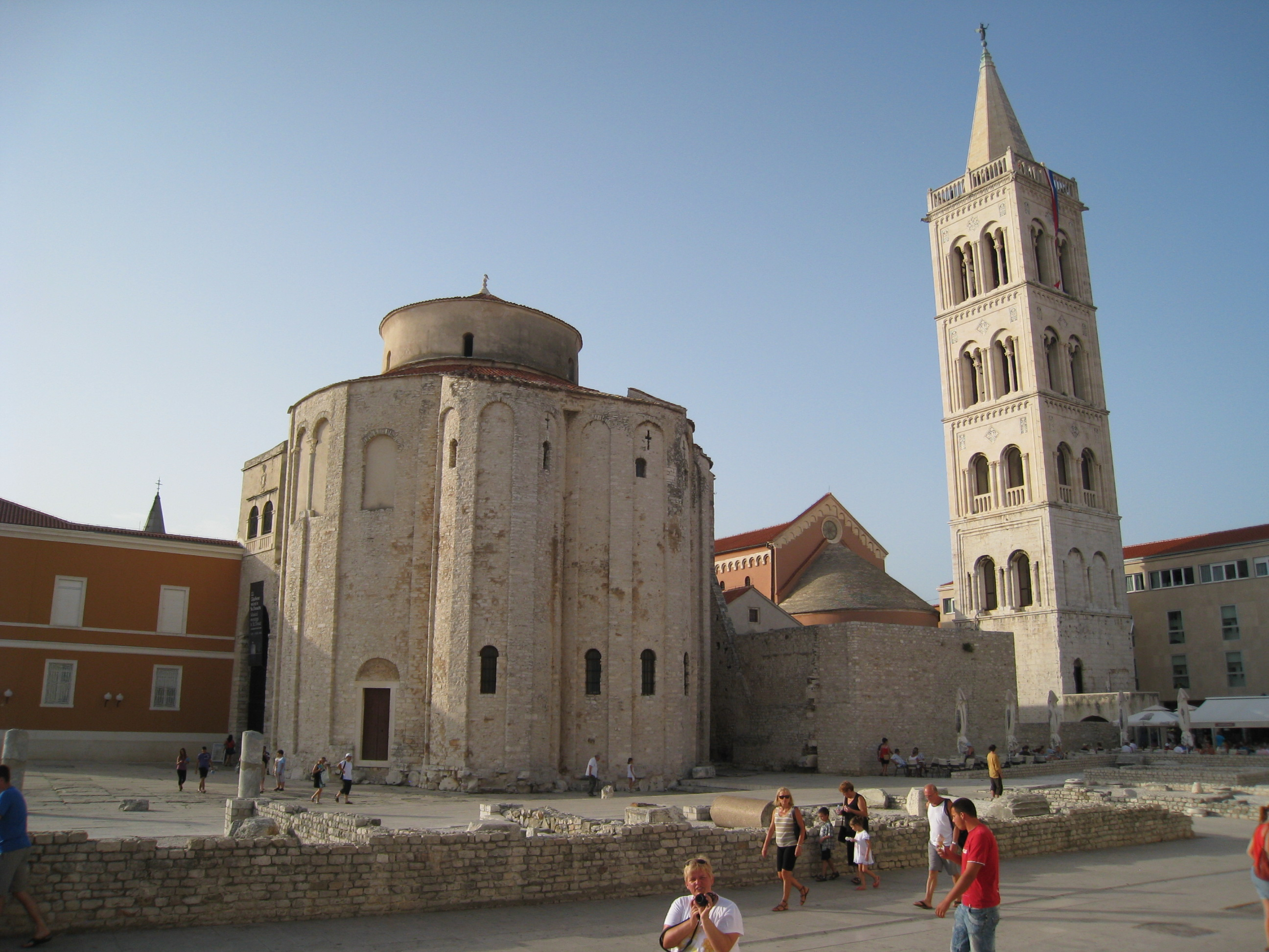 Zadar Day 4 – All about Old Town! | JenSop: The Singing ...