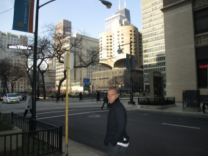 Miloš in Chicago