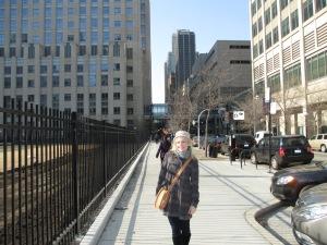 Jen in Chicago