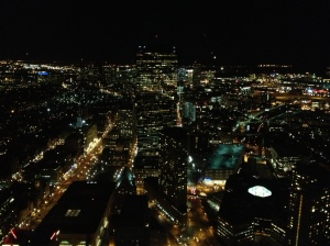 Our view of Boston
