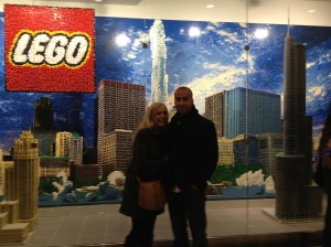 The Lego Store!
