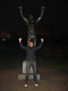 Miloš and Rocky!