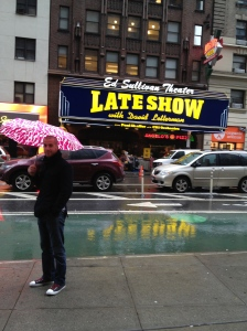 Letterman!