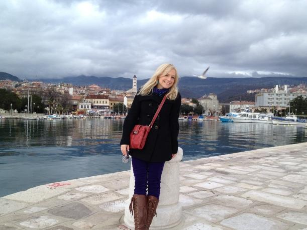 Crkvenica, Croatia - Jen