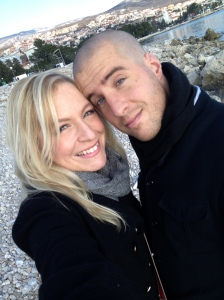 Jen & Miloš in Crikvenica, Croatia