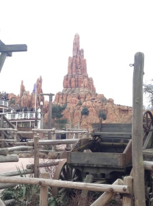 Big Thunder Mountain!