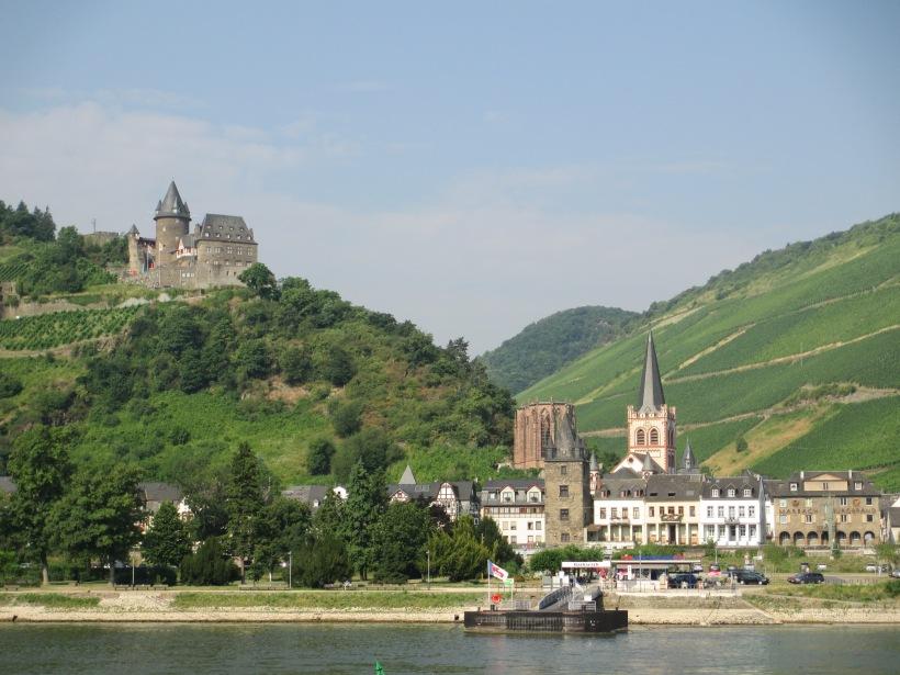 so many castles...