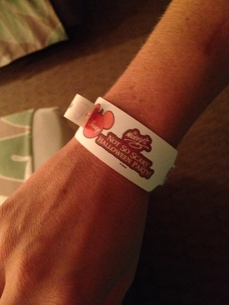 MNSSHP wristband