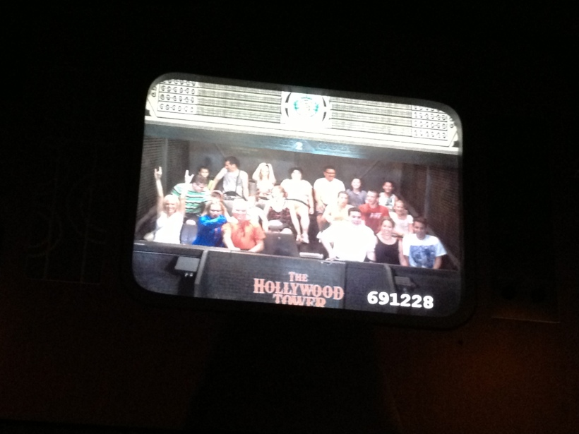 Tower of Terror - can you tell I LOVE it!