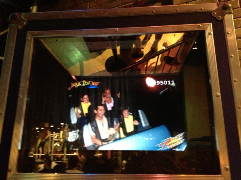 Rockin' Rollercoaster!