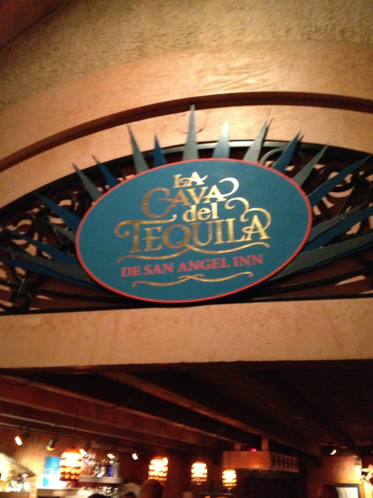 Mexico's tequila bar!