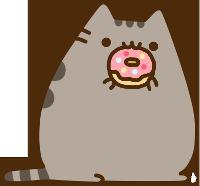 tumblr_static_pusheen_donut