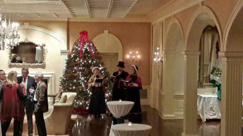 Olde Towne Carolers at Saucon Valley Country Club
