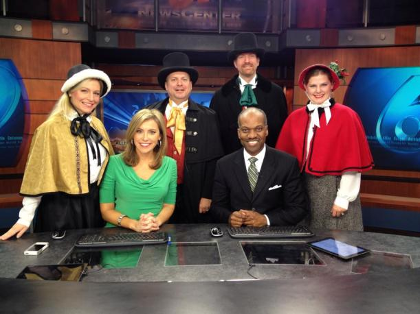 Olde Towne Carolers on WFMZ Channel 69