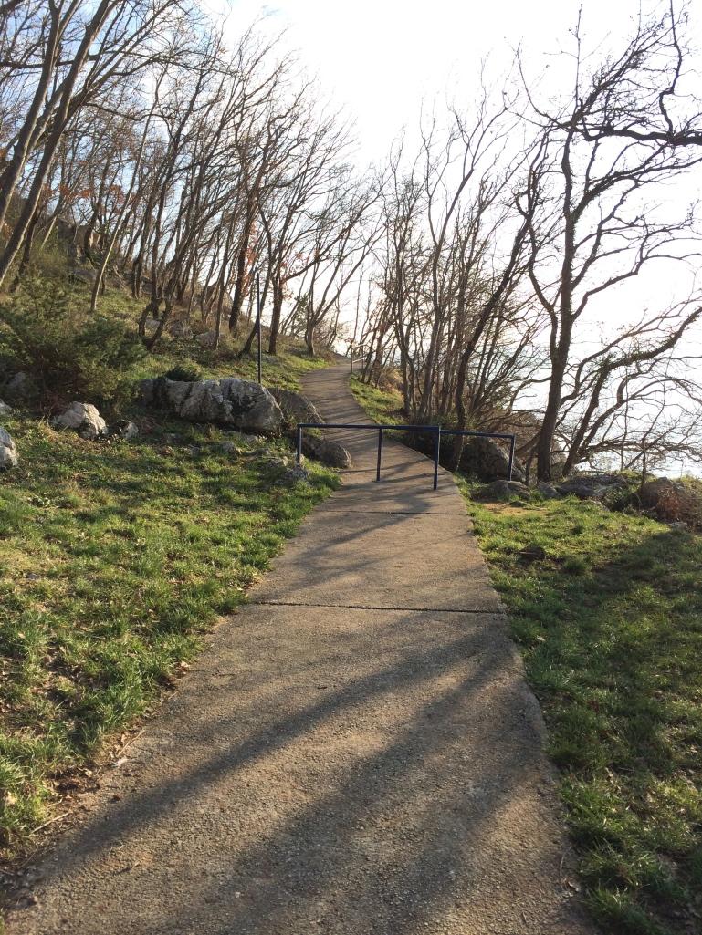 Running/walking path