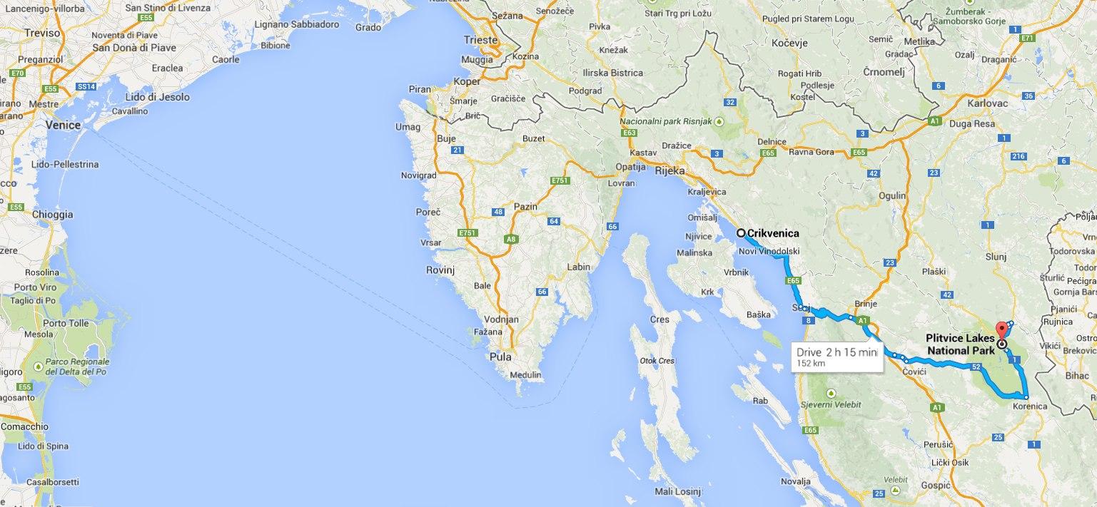 Plitvice Lakes National Park  Croatia  JenSop The Singing Traveler