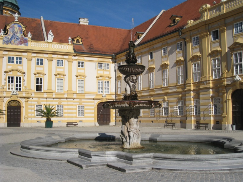 Melk Abbey  - Danube River Cruise