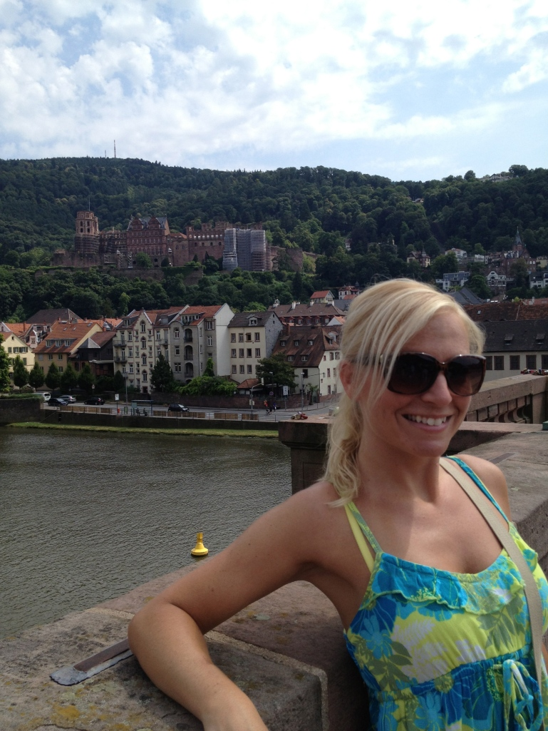 Heidelberg, Germany - Rhine River Cruise
