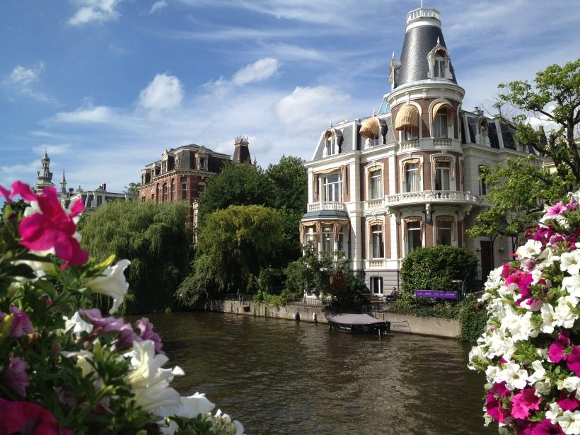 Amsterdam - Rhine River cruise