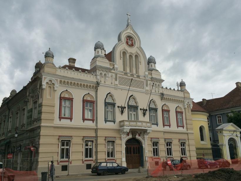 Lovely building in Timişoara