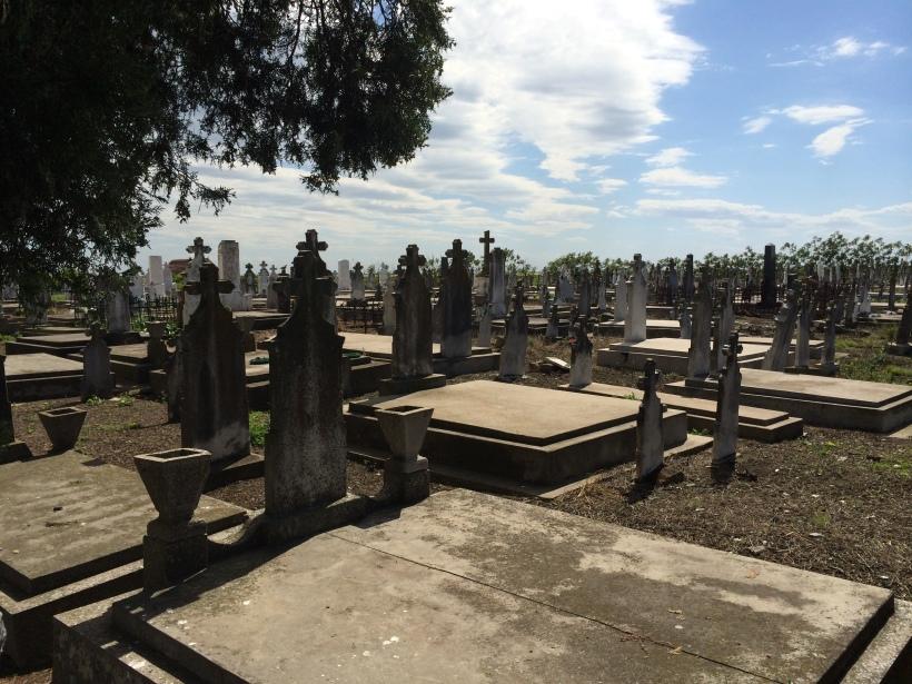 Catholic cemetery
