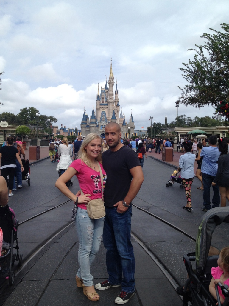 Magic Kingdom at Disney World!