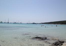 Saharun Beach, Dugi Otok, Croatia