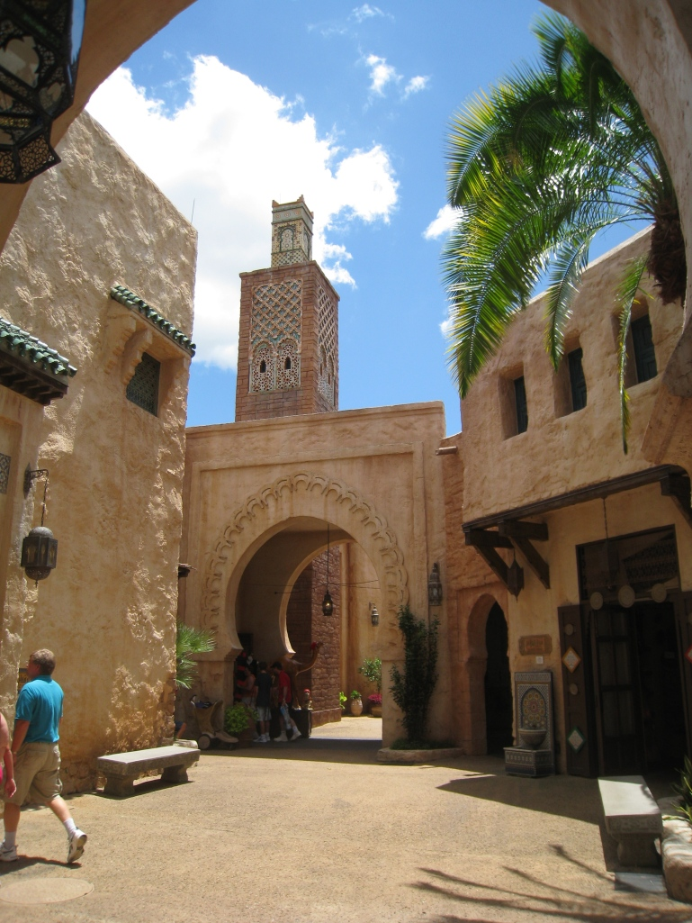 Morocco - so authentic looking!