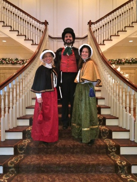Singing at Meadow Wood Manor in Randolph, NJ