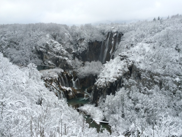 Plitvice Water Falls