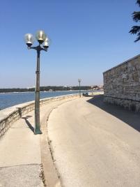 outside the city walls