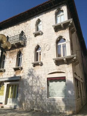 Old Venetian style building