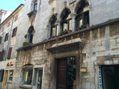 Venetian style building