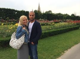 Walking in the Voksgarten