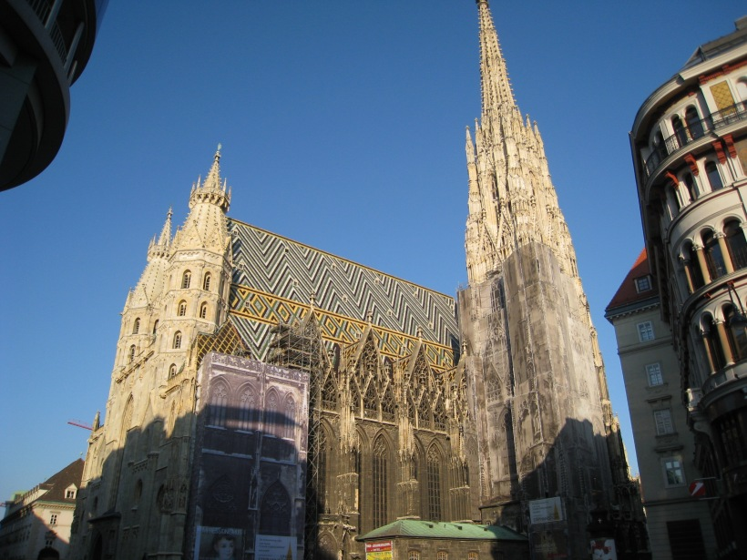 "Stephansdom or ""St. Stephen's Cathedral"""