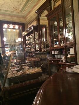 Inside Demel