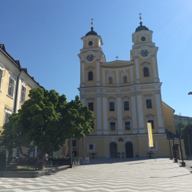 "The church used for the wedding scene in ""The Sound of Music"""