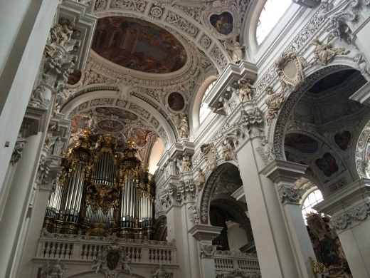 Europe's largest cathedral organ