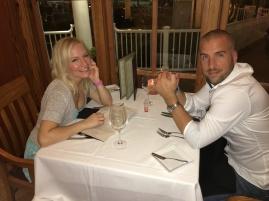 Dinner at Yachtsman Steakhouse