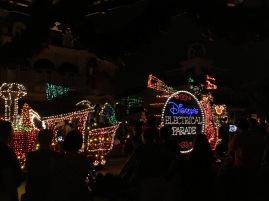 Electrical light parade!