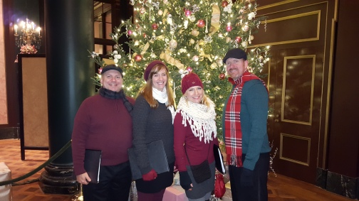 Ringing in the New Year at Longwood Gardens