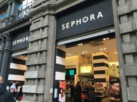 Yes, I shopped at Sephora...
